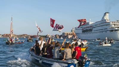 Por qué Venecia odia ser la capital del turismo mundial