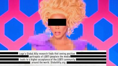 Why Logo Is Self-Censoring Its 'RuPaul's Drag Race' Marathon