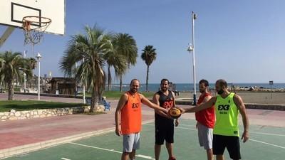El Palo, el barrio malagueño que domina el baloncesto 3x3 en España