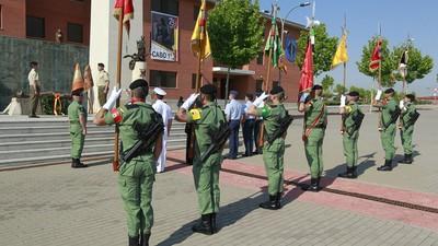 El legado franquista en las fuerzas armadas españolas
