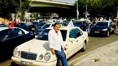 """Por cada taxista """"ultra"""" precisamos de cinco taxistas decentes"""