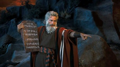 The Ten Commandments Rewritten for Our Modern, Perilous Times