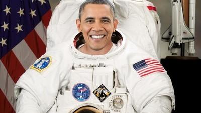 Obama garante que a América vai a Marte na década de 30