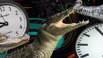 Old Crocodiles Never Die, They Just Keep Getting Bigger