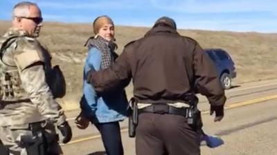 The Weird Facebook Politics of Dakota Pipeline Protests