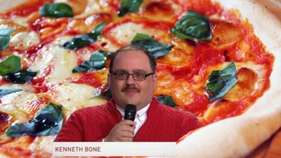 These Kenneth Bone-Themed Pizzas Are the Only Good Thing About the Election Right Now