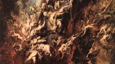 Ceux qui ont vu l'Enfer: une brève histoire des expériences de mort imminente négatives
