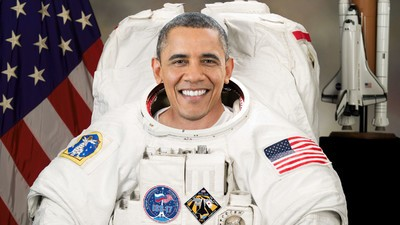 We're Going to Mars by the 2030s, Says Obama