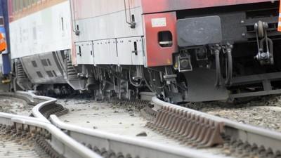 Drei Menschen wurden in Hannover von einem Zug überrollt