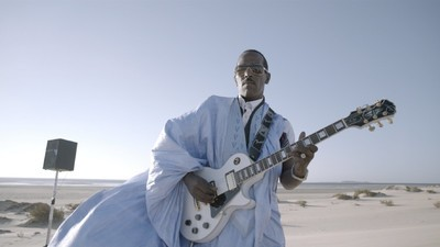 Guitar Moves with Doueh, Master Guitarist of Morocco