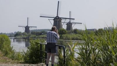 Het Nederlandse werelderfgoed gerangschikt van erfslecht naar erfgoed