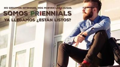 PRI + millennials = ¡Priennials!