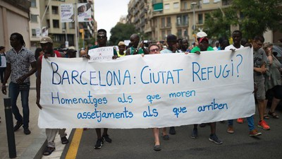 Thousands of Refugees Are Backlogged to Resettle in Spain