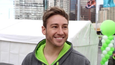 We Asked Australian Diver Matthew Mitcham Why More Gay Athletes Aren't Coming Out