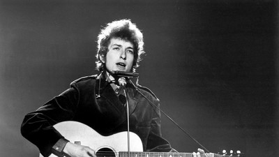 Bob Dylan Is the Perfect Nobel Winner