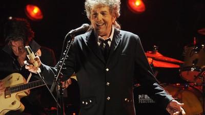O Bob Dylan ganhou o Prêmio Nobel de literatura