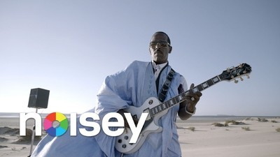 """Guitar Moves"": a guitarra de Doueh tem o som do deserto"