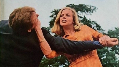 How Honor Blackman Brought Women's Self Defense to Television