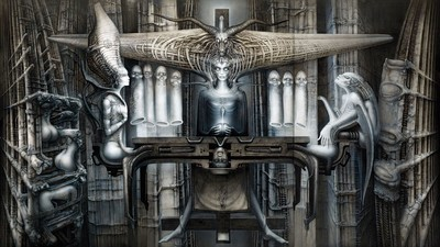 How H.R. Giger Invented Sci-Fi's Most Terrifying Monster