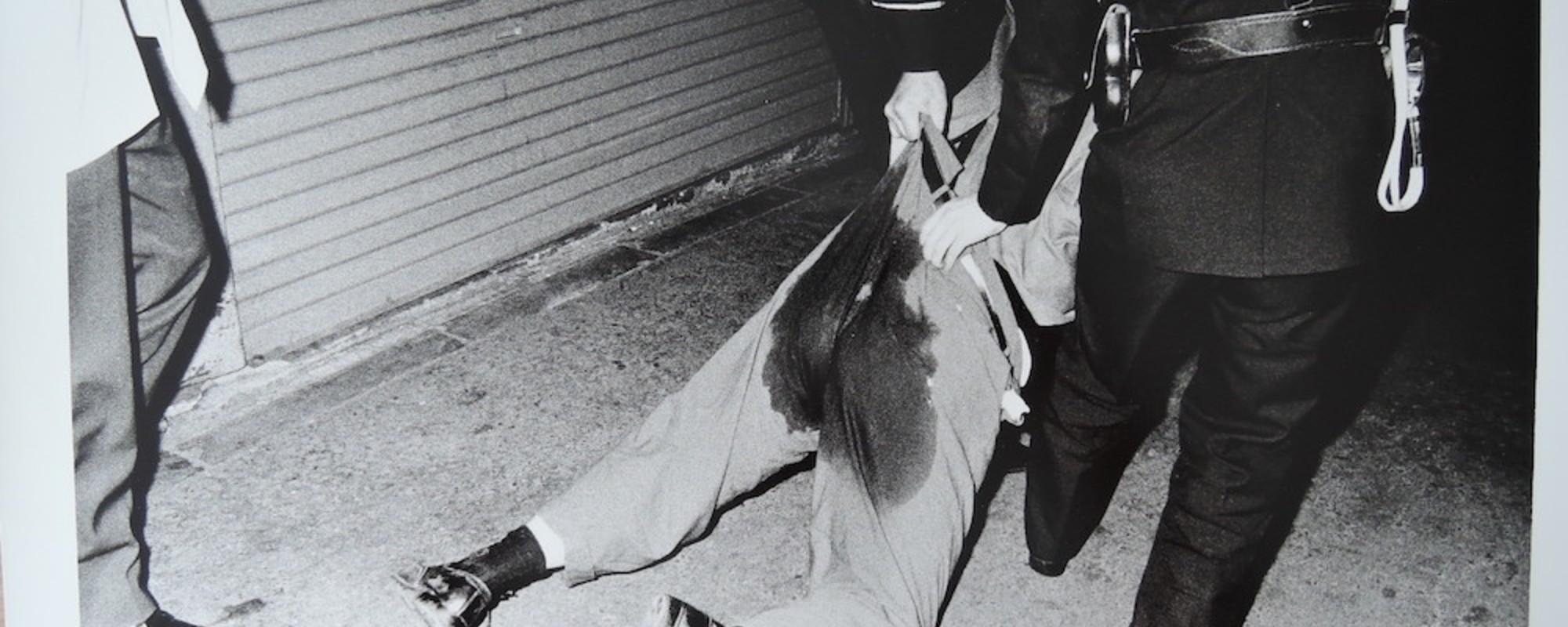 Foto delle notti crude di Tokyo negli anni '70 e '80
