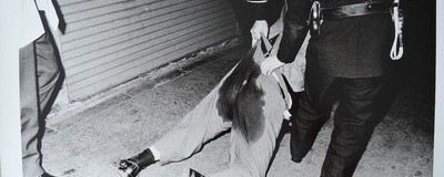 Grimmige foto's van Tokio in de jaren zeventig en tachtig