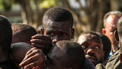 Miles de haitianos varados en Tijuana: la crisis migratoria que recae en Estados Unidos