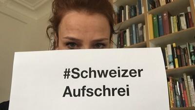 Die Schweiz hat ihren #Aufschrei