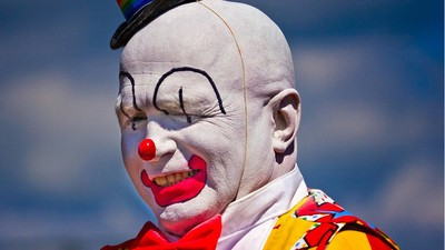 Clowns Have Officially Drawn First Blood in the Clown War