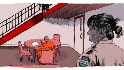 How My Time as a Private Prison Guard Changed the Way I See Inmates
