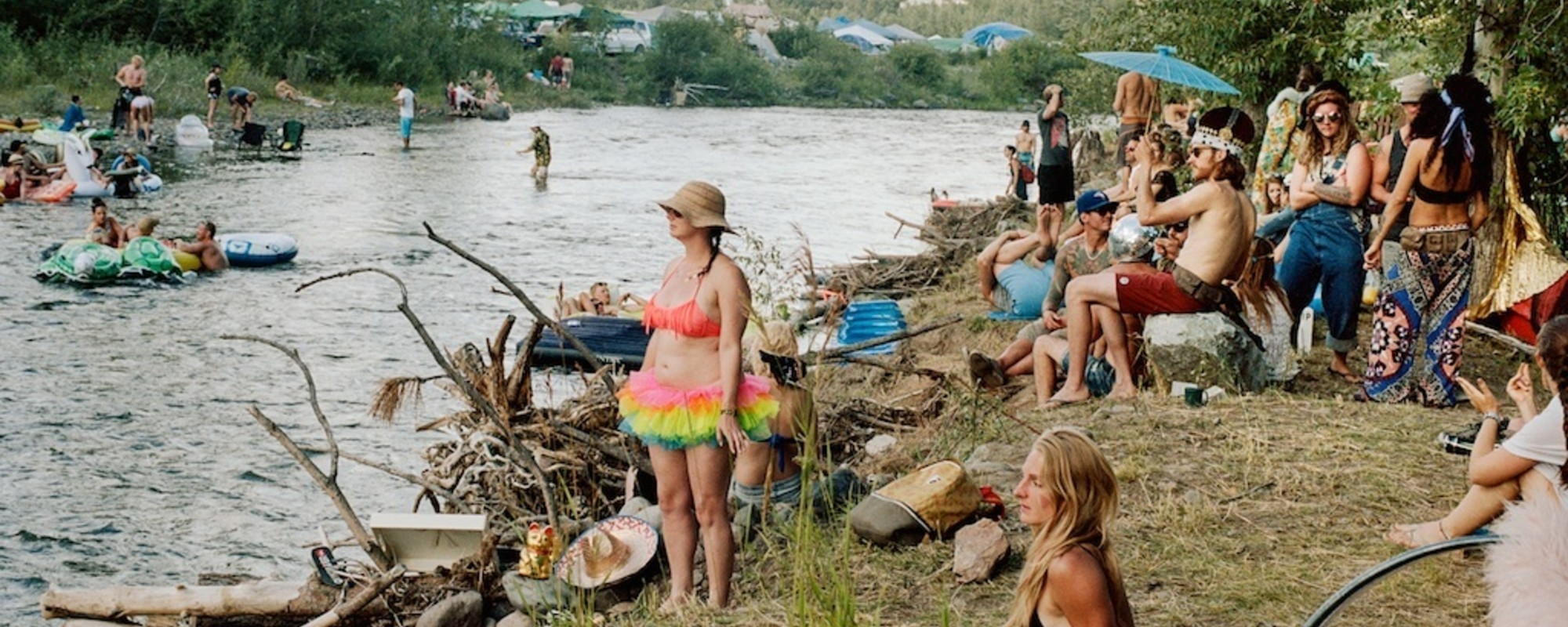 In Photos: The Psychedelic Beauty of BC Music Festivals