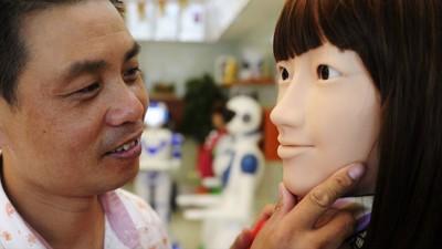 Los robots sexuales están revolucionando los escaparates de la China más avanzada