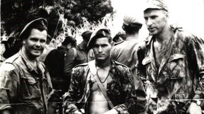 L'italiano che ha fatto il mercenario in Congo, l'attore a Hollywood e un golpe alle Seychelles