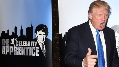 Trump Allegedly Called a Deaf Actress 'Retarded' on 'The Apprentice' Set