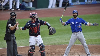 After Mashing Their Way to ALCS, Blue Jays' Bats Go Cold in Cleveland