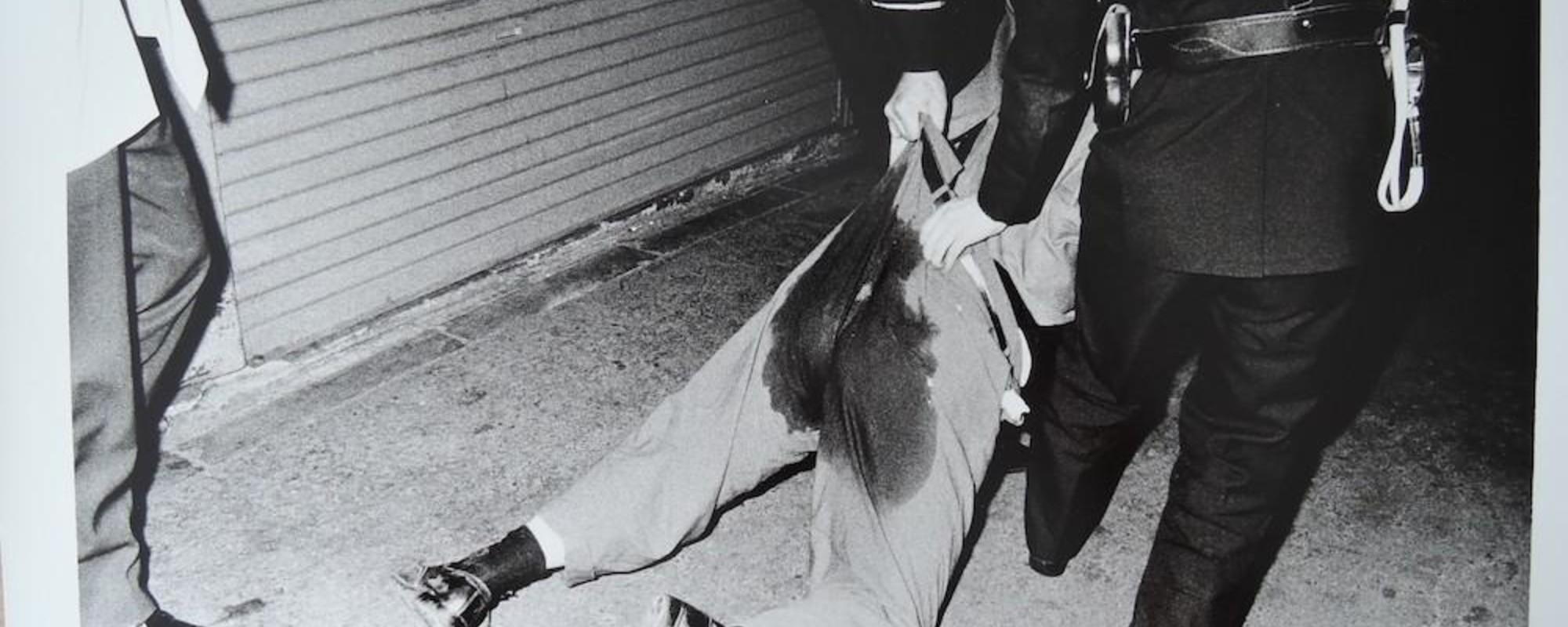 Crudas fotografías callejeras de Tokio en los 70 y 80