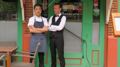 Een Groninger en een Japanner runnen samen het beste Japanse restaurant van het Noorden