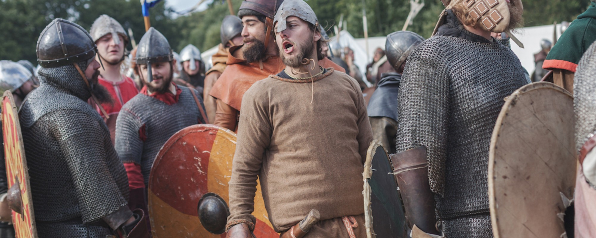 We Asked a Load of Devoted Battle Re-enactors Why They Do It