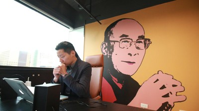 Heavy Metal Politician Freddy Lim Is Fighting for Taiwanese Independence