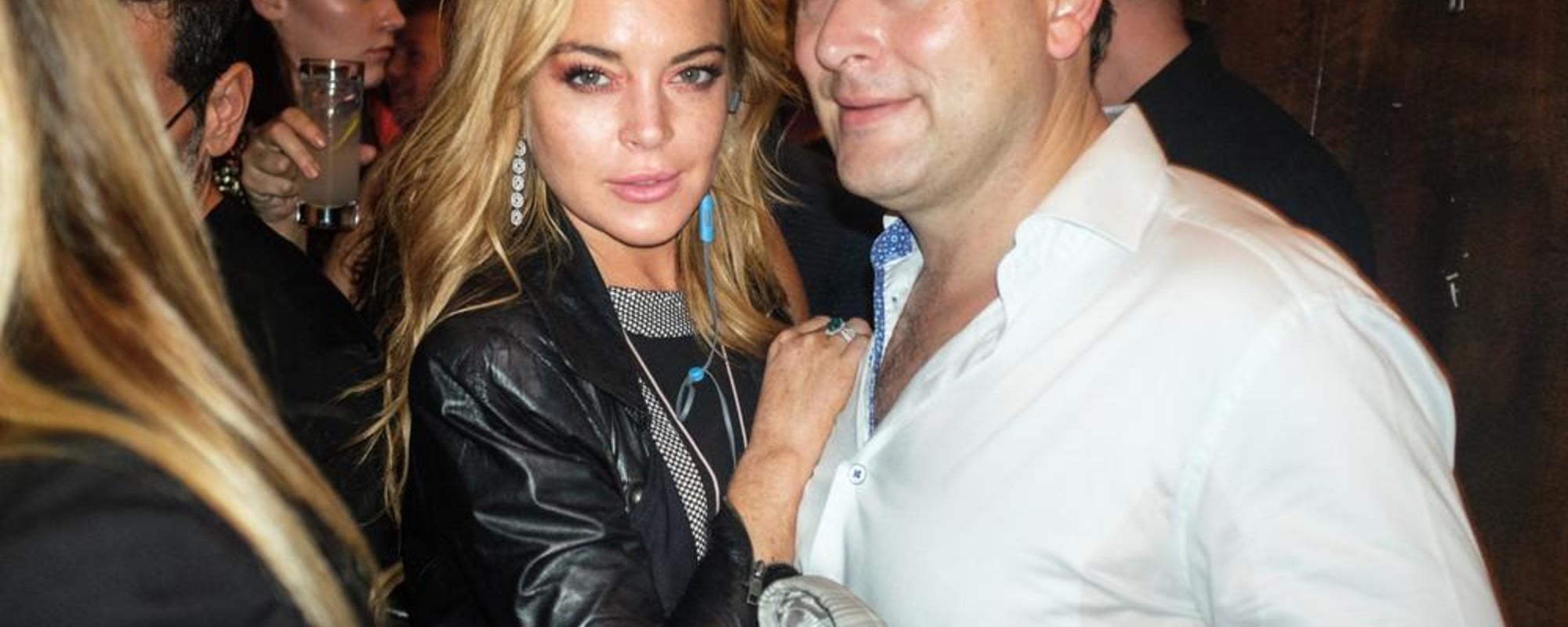 So sah die Eröffnung von Lindsay Lohans neuem Pro-Refugee-Nachtclub in Athen aus