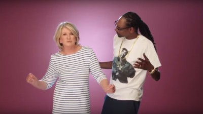 Watch Martha Stewart and Snoop Dogg Dance Awkwardly in the Trailer for Their New Cooking Show