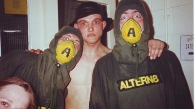 The Untold Story of the Rise and Fall of Rave Pioneers Altern 8