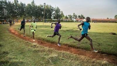 Fotos do vale queniano que produz os melhores corredores do mundo