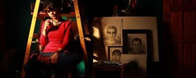 A artista de Gaza que passou 20 meses numa solidão auto-imposta