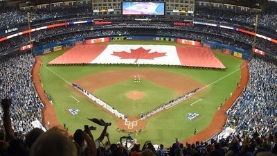 Blue Jays Playoff Games Are Just the Craziest, Eh?