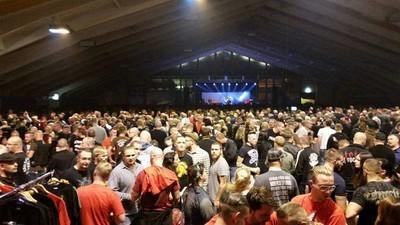 Die Neonazi-Bands vom Rocktoberfest werden angezeigt