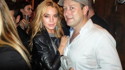 Fuimos a la inauguración del nuevo antro de caridad de Lindsay Lohan