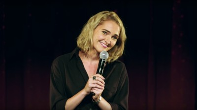 Jena Friedman's New Stand-Up Comedy Special Is Feminist Critique and Dick Jokes
