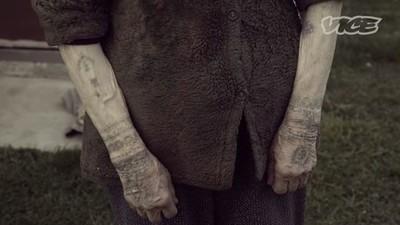 Les Mamies tatouées