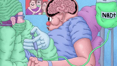I Got a $600 Brain 'Reboot' and It Changed My World