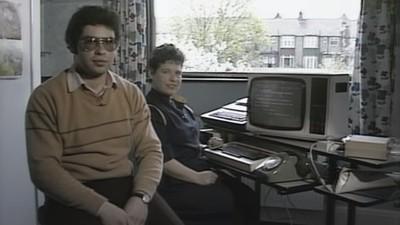 So verschickte man 1984 eine E-Mail